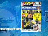 Foot Mercato - La revue de presse - 20 Novembre 2012