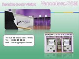Vapostore , magasin de cigarettes électroniques à Paris
