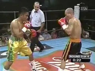 Brian Viloria vs Benjamin Escobia Full Fight