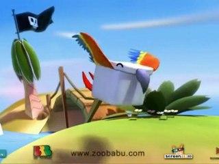 Zoobabu - Parrot