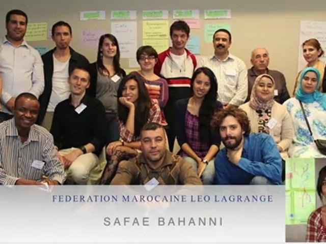 Formation au Maroc - Afpeja & France Volontaires