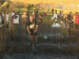 Electric shocks, mud tunnels and fire at UK Tough Mudder