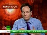 Keiser Report - Gold Grows on Armageddon (E53)