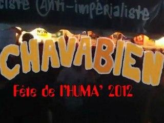 Chavabien @ Fête de l'Huma' 2012