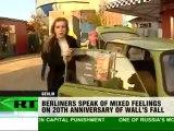 Goodbye, Lenin! Relics of 'The Wall' era