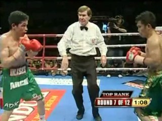 Brian Viloria vs Ulises Solis Full Fight