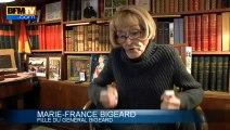 Les cendres de Bigeard seront transférées à Fréjus