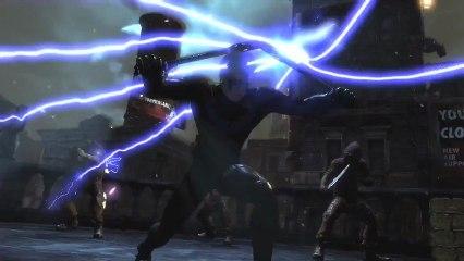 Batman Arkham City Wii U : la vidéo de lancement de Batman: Arkham City - Armored Edition