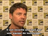 SDCC2010 - RED cast interview - allocine (French subtitles)