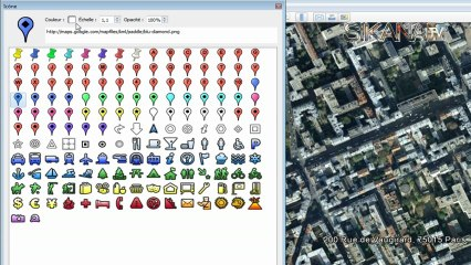 Comment enregistrer un lieu sur Google Earth ?