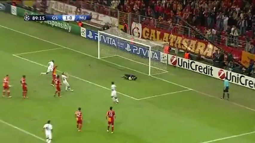 ŞAMPİYONLAR LİGİ | Özet: Galatasaray 1 – 0 Manchester United