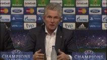Jupp Heynckes: ''Valencia hat ein Klasse-Spiel gemacht''
