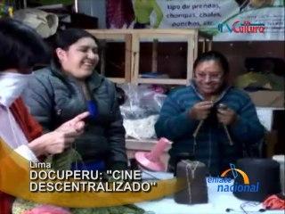 DOCUPERU: Una alternativa de descentralizar el cine en el Peru