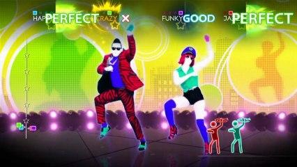 Just Dance 4 - Gangnam Style de PSY DLC Trailer Fr