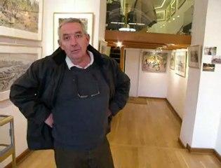 Ronan OLIER - Vernissage 17 novembre 2011 - Galerie 26