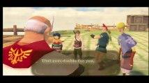 The Legend of Zelda: Skyward Sword Part 3 - The Great Bird Race