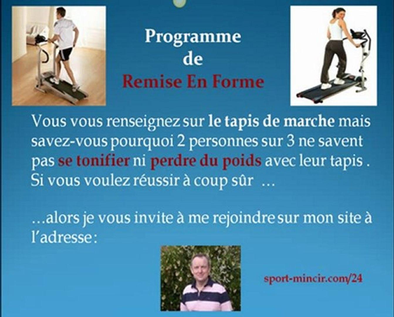 Tapis De Marche Electrique Decathlon