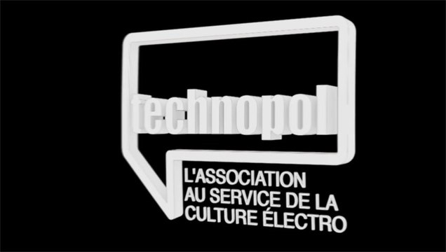 Logo Technopol en 3D