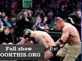John Cena vs. Ryback vs. CM Punk WWE Championship Survivor Series 2012