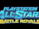 PLAYSTATION ALL-STARS BATTLE ROYALE Time Station Gameplay Footage
