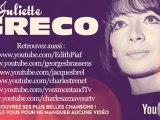 Juliette Gréco - Si Tu T'imagines - Paroles (Lyrics)
