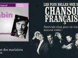 Jean Gabin - Chanson des mariniers - Chanson française