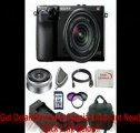 [REVIEW] Sony Alpha NEX-7 Kit. Package Includes: NEX7 Digital Camera with 18-55mm Lens, Sony E-Mount SEL16F28 16mm f/2.8 Wide-Angle Alpha E-Mount Lens (Silver), Filter Kit, 2 Extended Life Batteries, Rapid Tra