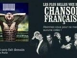 L'Homme Parle - De quoi sera fait demain - Chanson française