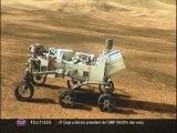 Espace : Le CNES prend les commandes de Curiosity (Toulouse)