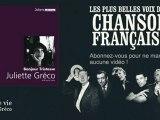 Juliette Gréco - La belle vie - Chanson française