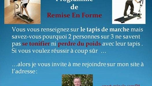 Tapis De Marche Occasion Le Bon Coin Vidéo Dailymotion