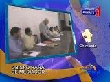 Chimbote: Obispo Bambaren mediara en problemas de Universidad San Pedro