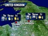 UK Weather Outlook - 11/21/2012