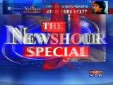 The Newshour Debate: Politics over Afzal Guru