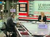 21/11 BFM : Le Grand Journal d'Hedwige Chevrillon - François Baroin et Olivier Zarrouati  3/4