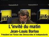 Jean-Louis Borloo  L'alternance, c'est l'UDI