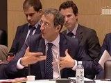 Comission élargie « Egalité des territoires, logement et ville » - Répondes de François Lamy à la Question de M. Jean-Michel Villaumé - Mercredi 24 octobre 2012