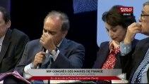 Congrès des Maires de France : Débat sur « Les finances locales », « Les services à la population » et « Les services publics »