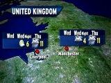 UK Weather Outlook - 11/22/2012