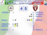 "HIGHLIGHTS   UDINESE vs TORINO  4 - 5  (V GIORNATA ""SERIE @ 360°"") + COMMENTO"