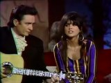 Linda Ronstadt _ johnny cash i never will marry johnny cash