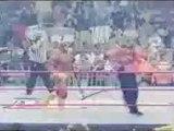 Hulk Hogan vs. Ric Flair - WCW Uncensored 2000 Part 2