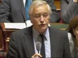 QAG de François Rebsamen du 22 novembre 2012 sur le financement des collectivités locales