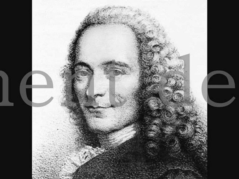 Voltaire Poème Sur Le Désastre De Lisbonne Texte Intégral