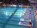 finale 50m brasse (H) F. Manaudou et Perez Dortona (ChE pb 2012)