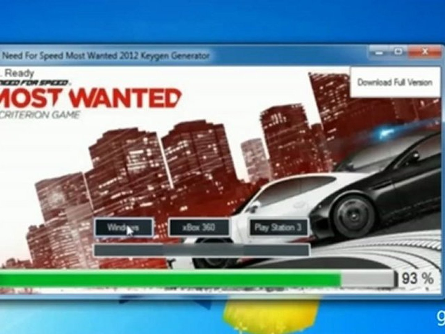 need for speed most wanted keygen download free