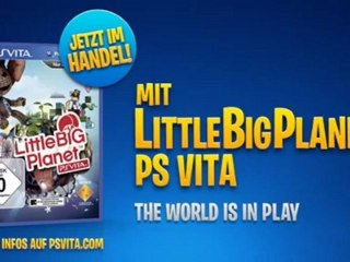 Trailer de LittleBigPlanet