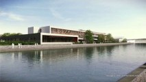 Collège Anatole-France aux Pavillons-sous-Bois