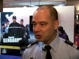 Salon de l'éducation - Les métiers de la gendarmerie nationale