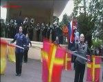 Showkorps Wilhelmus Hollande vogue de Firminy 2012